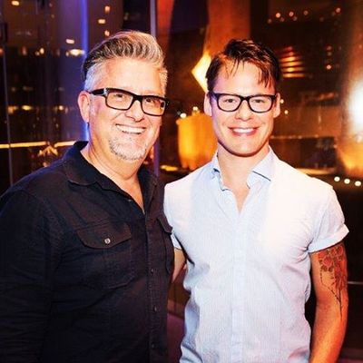 Randy at Tribeca