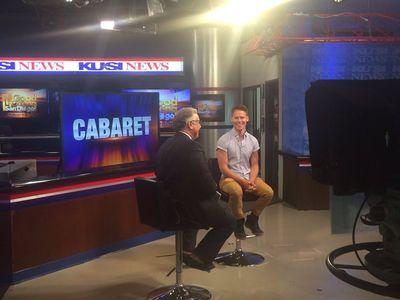 Randy's interview at KUSI News